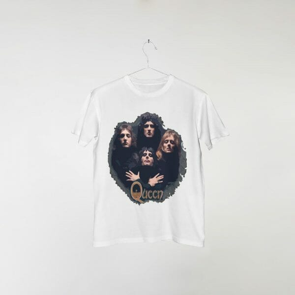 camiseta-branca-queen-mirror