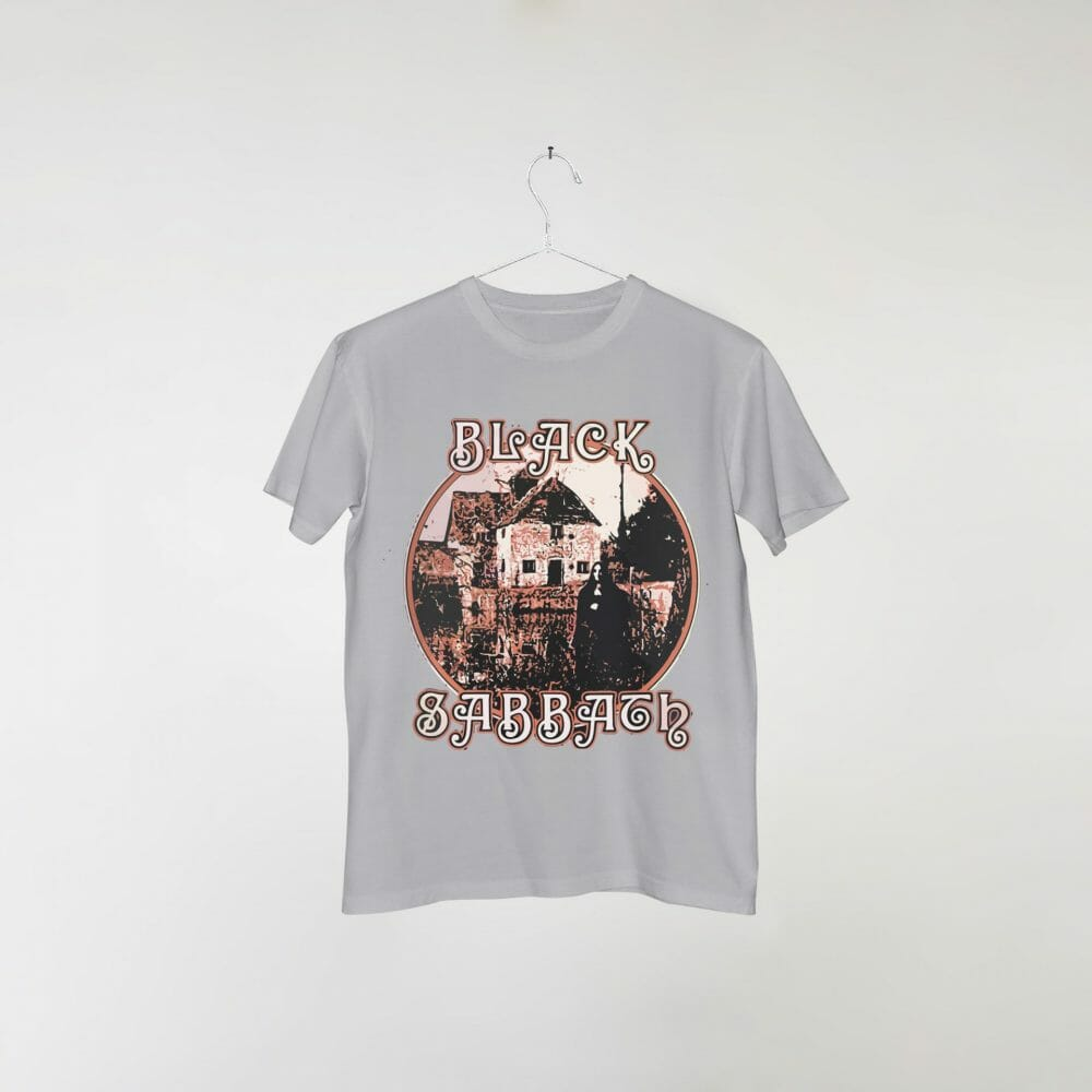 camiseta-cinza-black-sabbath-the-house