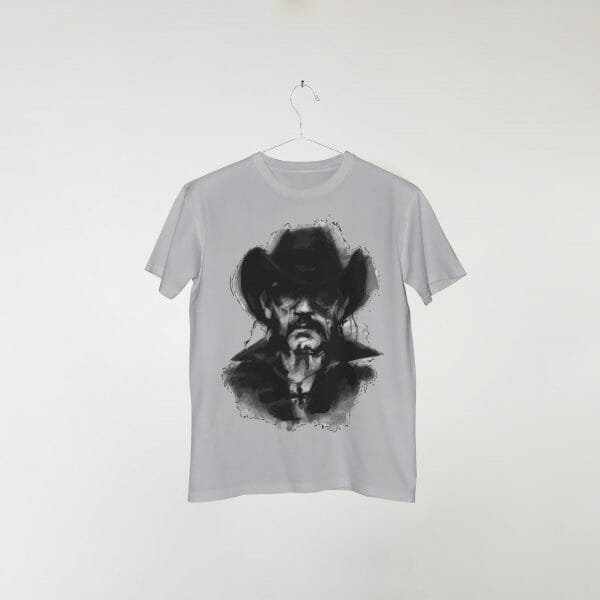 camiseta-cinza-motorhead-shaded-lemmy