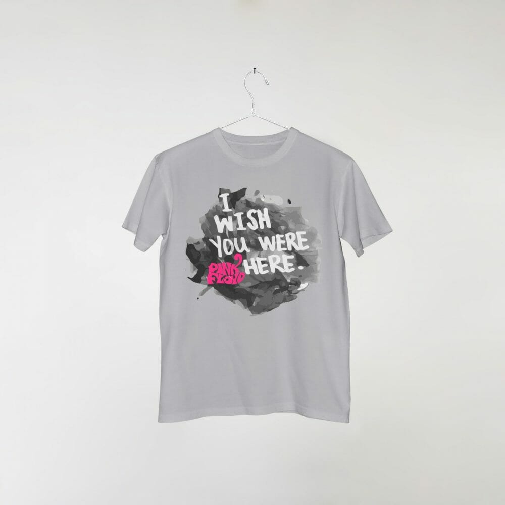camiseta-cinza-pink-floyd-i-wish-you-were-here