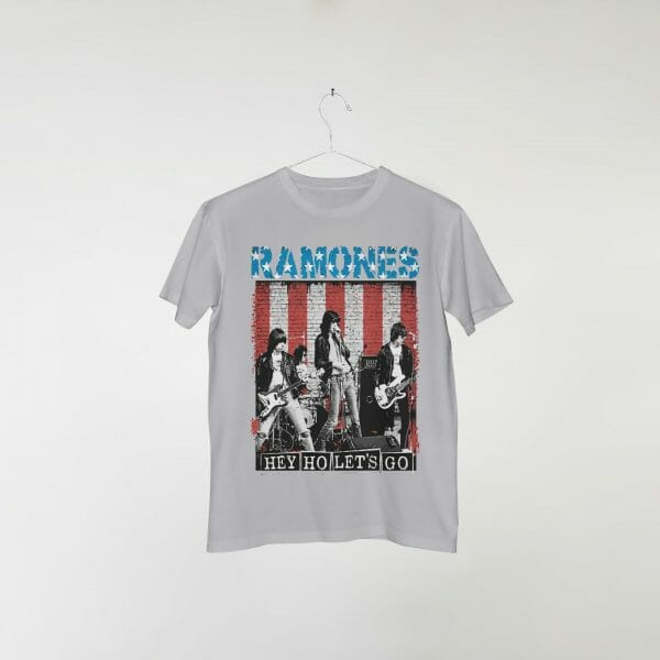 camiseta-cinza-ramones-flagged