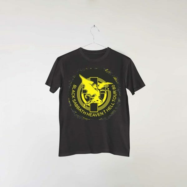 camiseta-preta-black-sabbath-heaven-n-hell