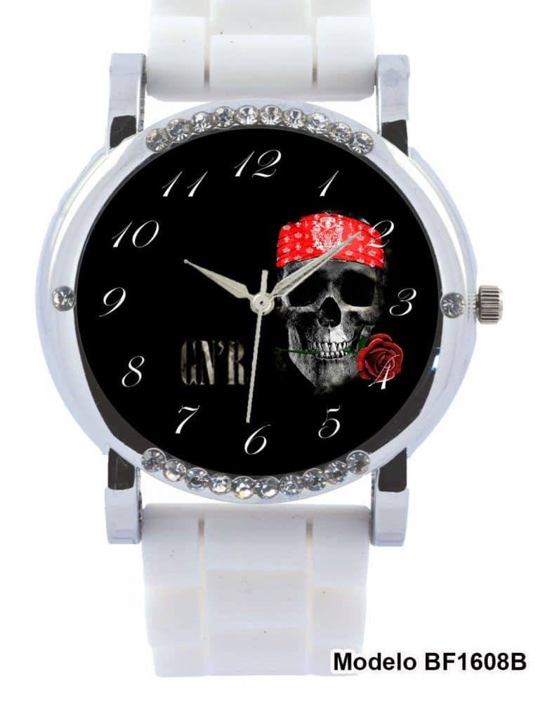 relpu-white-n-pearls-branco-guns-skull