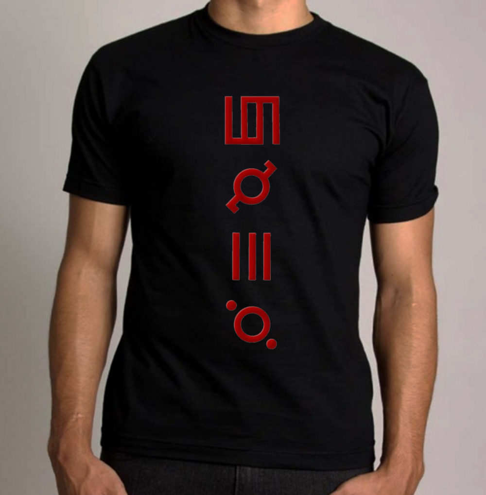 camiseta-algodao-preta-30-seconds-to-mars-logo