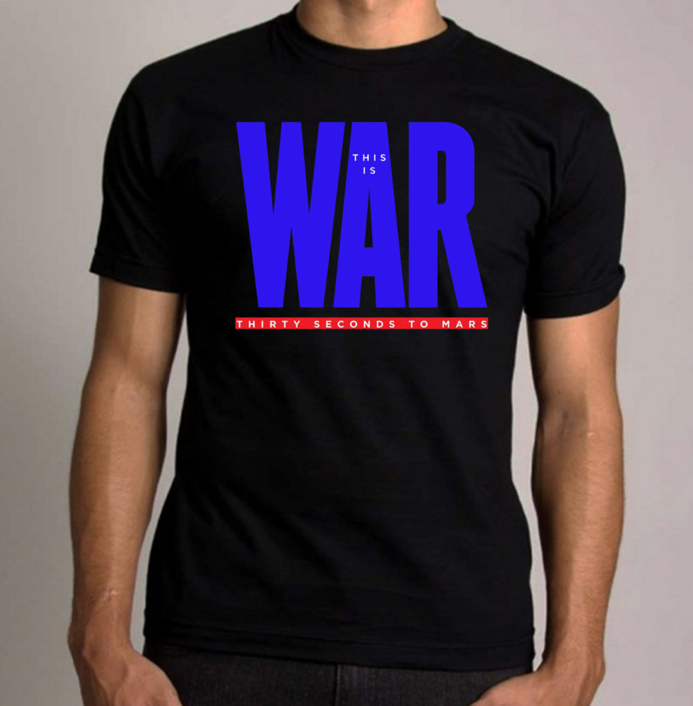 camiseta-algodao-preta-30-seconds-to-mars-this-is-war