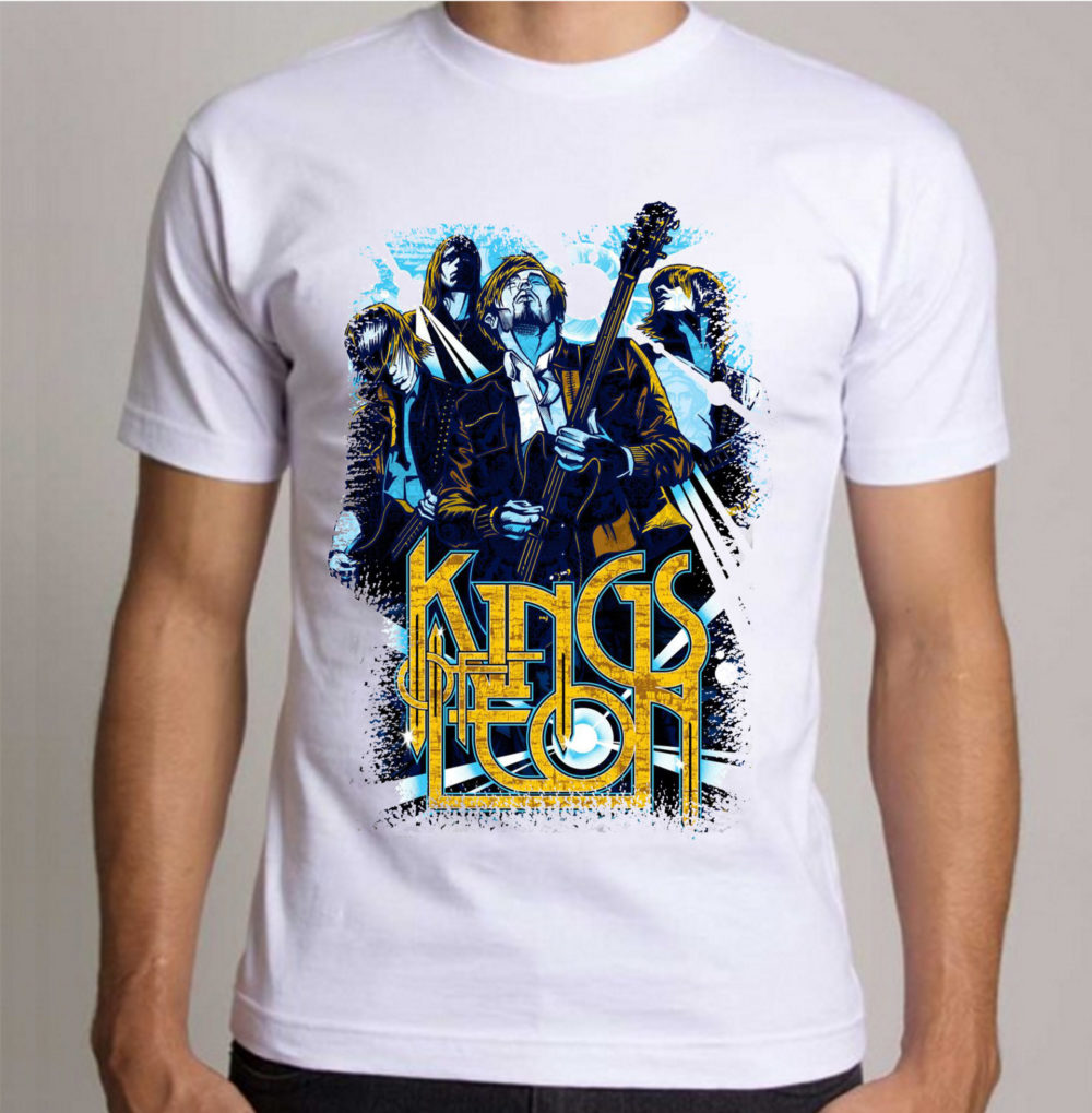 KINGS OF LEON 1 TSHT BCA