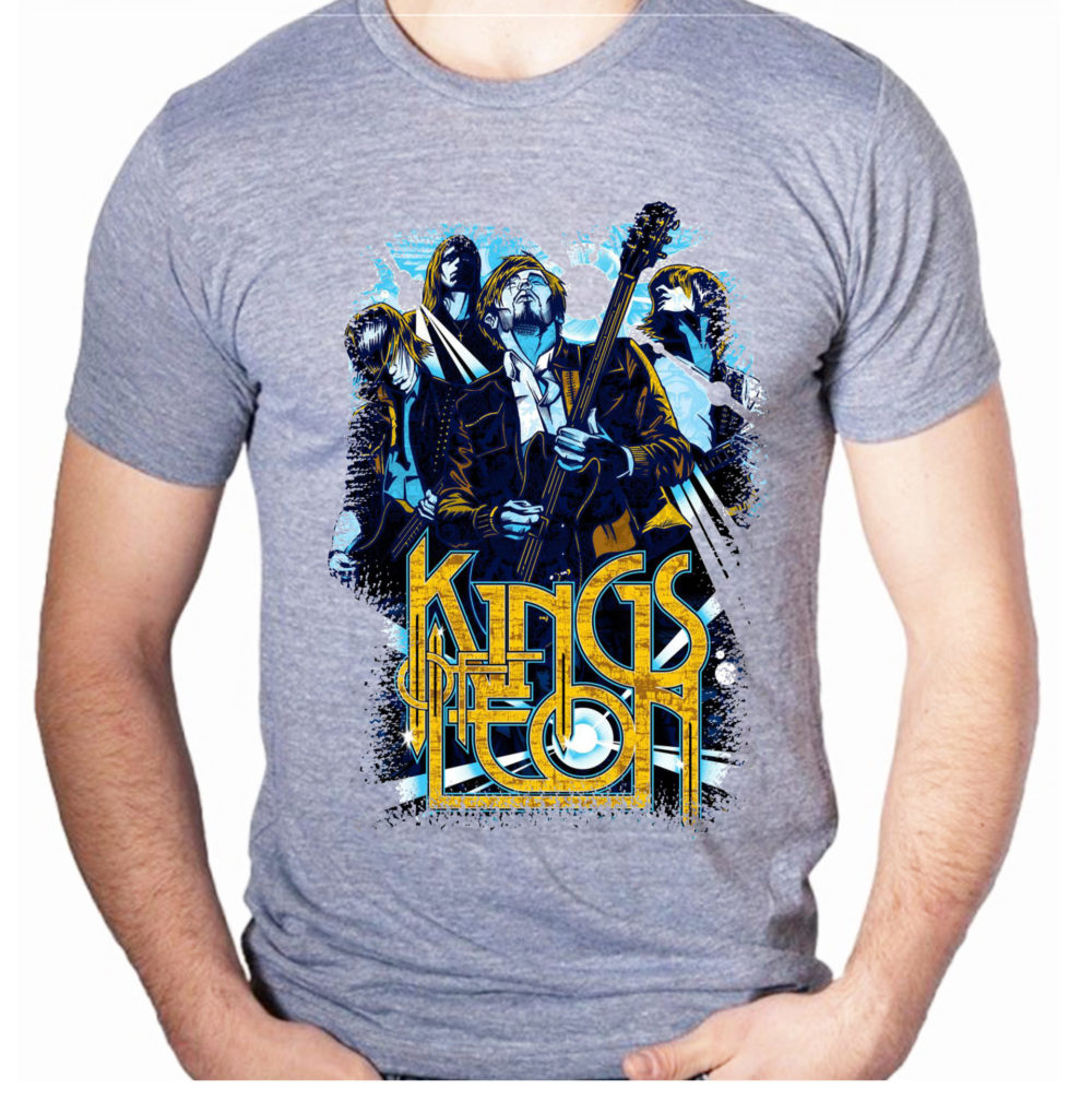 KINGS OF LEON 1 TSHT CZ