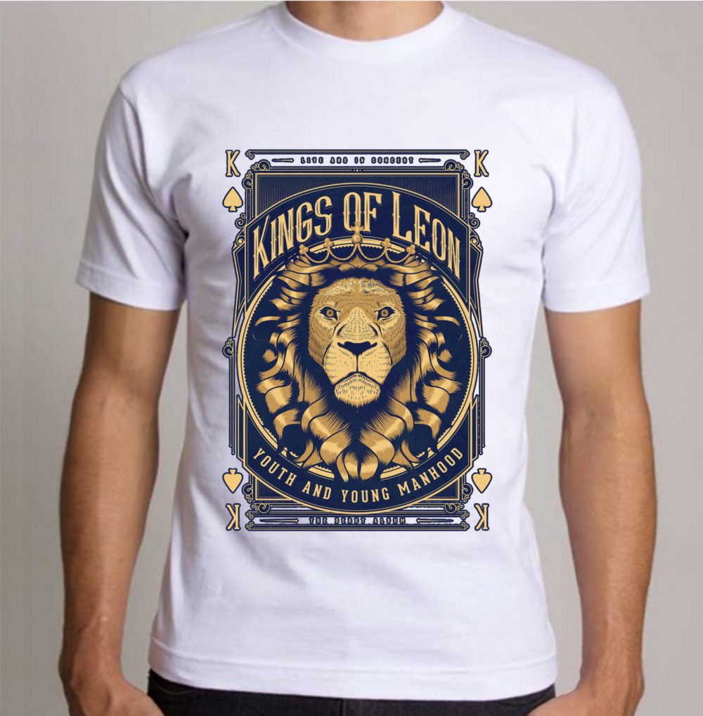 KINGS OF LEON 5 TSHT BCA