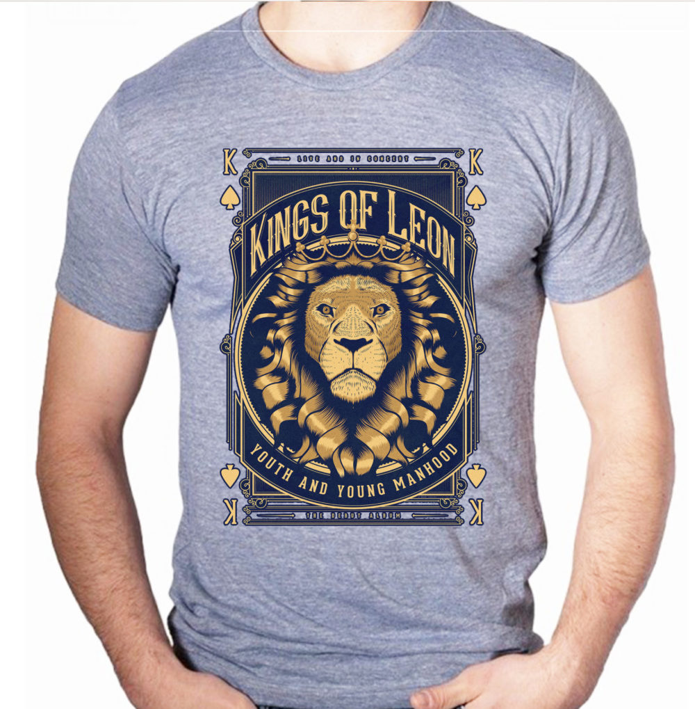 KINGS OF LEON 5 TSHT CZ
