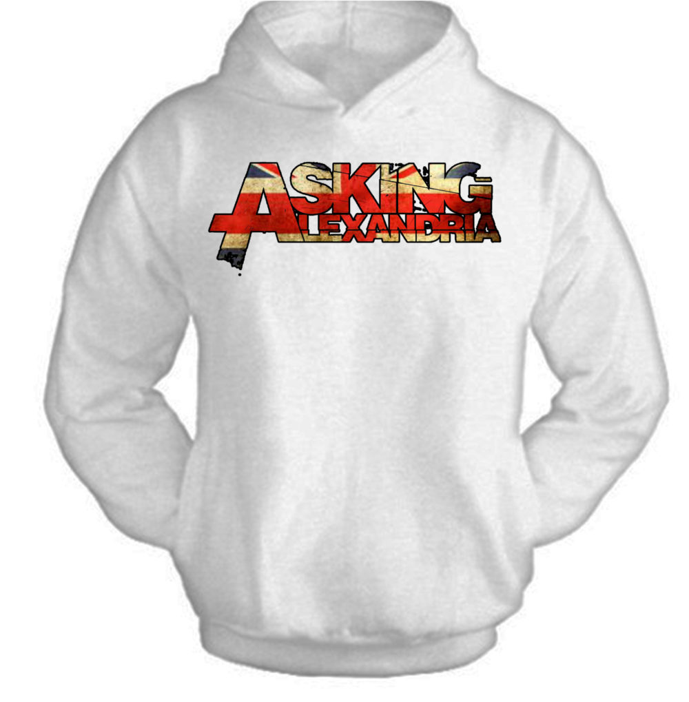 ASKING ALEXANDRIA REF001 MOLETOM BCO