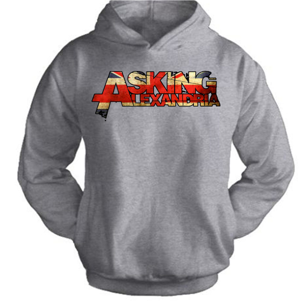 ASKING ALEXANDRIA REF001 MOLETOM CZ